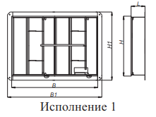 Kassetnoe ispolnenie 1 KDM-2m; KDM-3m s elektromekhanicheskim privodom.png