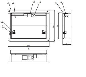 Stenovoe ispolnenie KDM-2m; KDM-3m s elektromagnitnym privodom.png
